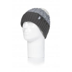 M. CABLE HAT - MALMO (삭샵 힛홀더스 남성 니트 신사 겨울 모자)