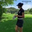 g.Paloma-S 여성 골프 헤리티지 리미티드 에디션 글렌뮤어 퍼포먼스 반팔 피케 폴로 셔츠