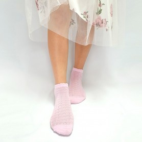 [2pr] W. LACE ANKLE FASHION COLLECTION SOCKS (삭샵 여성 레이스 앵클 패션 컬렉션 양말)
